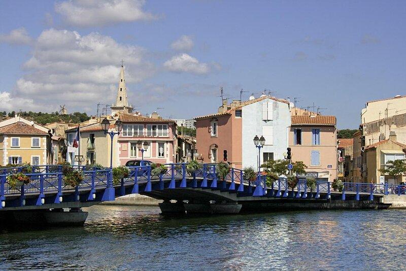 Maison de ville au centre ville de Martigues, location de vacances à Port-de-Bouc