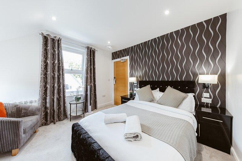 Modern city centre studio apartment 301, holiday rental in Kennington