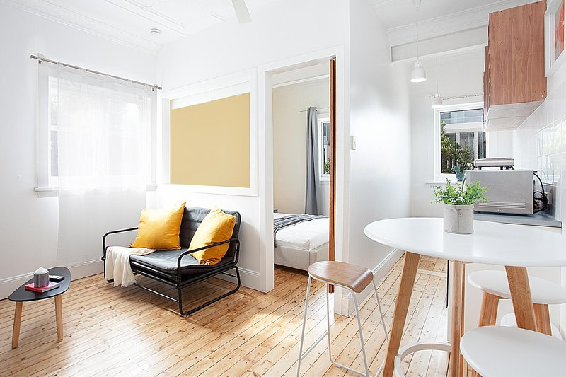 Cosy Bondi Flat Near Beach, Restaurants and Shops, casa vacanza a Dover Heights