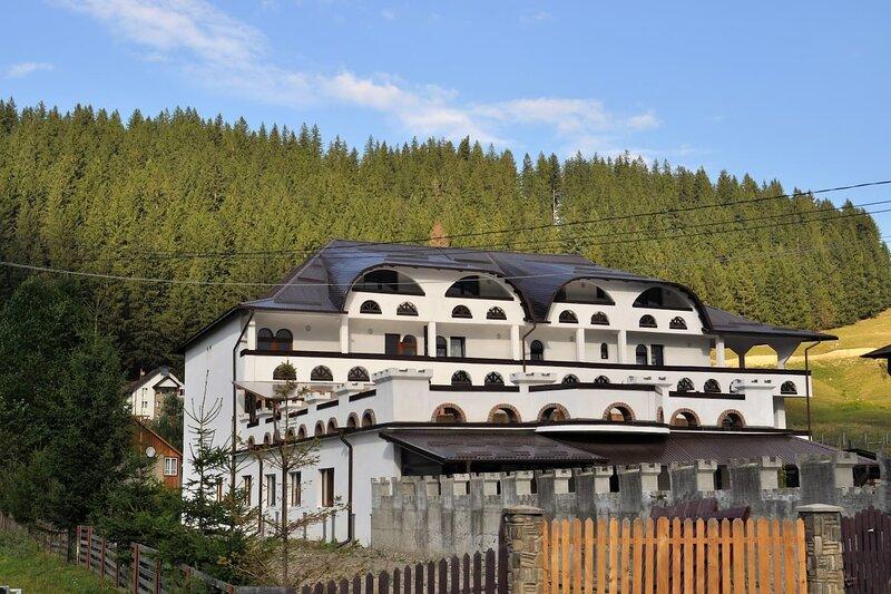 The Castle Apartment, alquiler vacacional en Pojorata