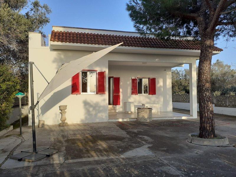 Casa vacanze 'Lo Vita'  Appartamento Sara, holiday rental in Collemeto