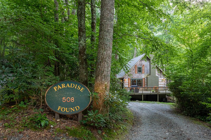 Paradise Found, vacation rental in Valle Crucis