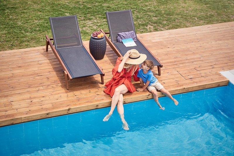 Impeccable SeaView Villa Anar with 10Bedrooms & 3Private Pools, in Rhodes, location de vacances à Rhodes (ville)