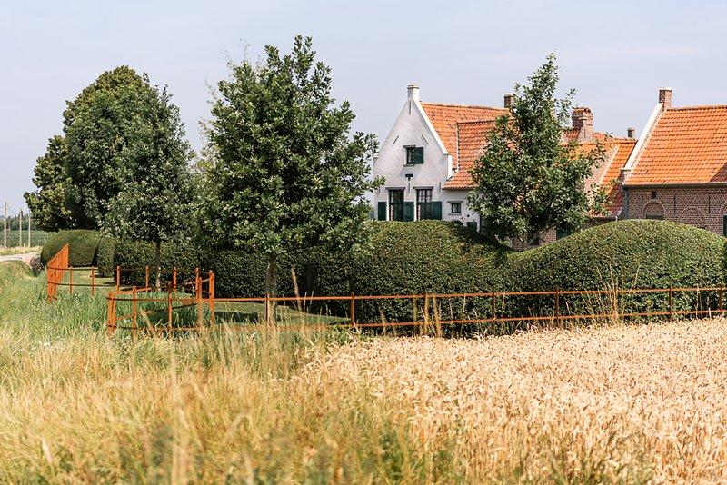 Landhuis Eikenburg, alquiler de vacaciones en Roeselare