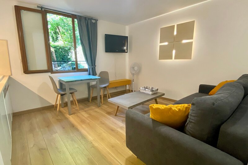 � Joli appartement en Vieille Ville d'Annecy à 200m du Lac, alquiler de vacaciones en Haute-Savoie