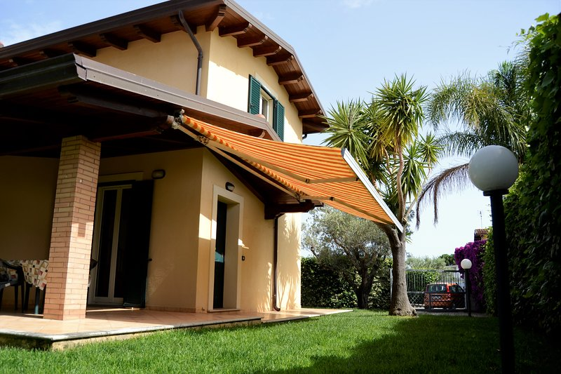 Villa Poseidone-Residence Alaca, San Sostene m.na, Calabria, Italy, location de vacances à San Sostene