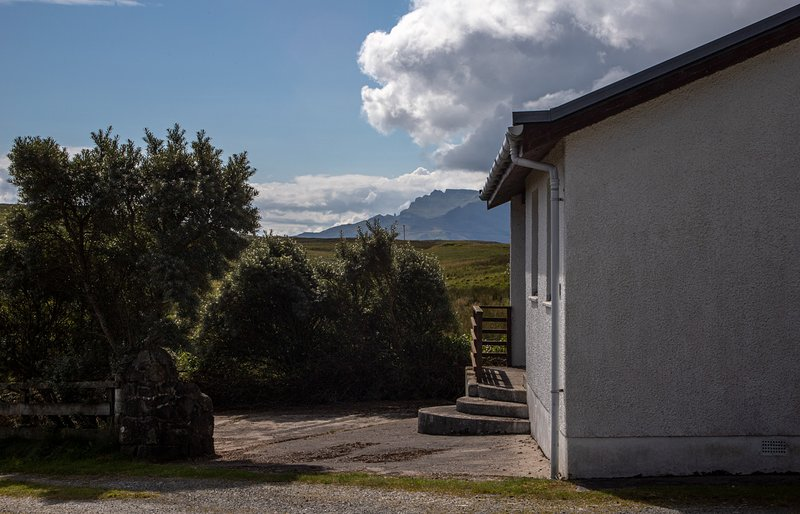 Loch Mealt View, holiday rental in Waternish