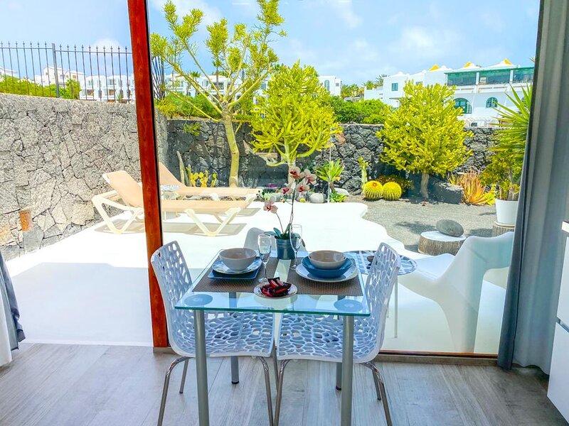 Apartamento-Estudio Villa Luna, alquiler de vacaciones en Costa Teguise
