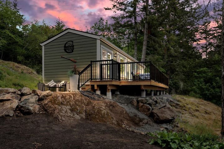Green Bay Cottage, vacation rental in Sooke