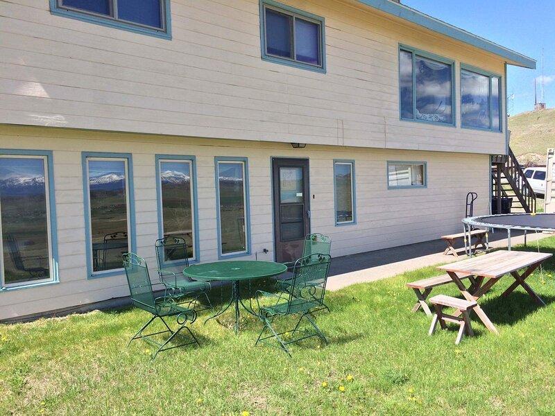Mystic Mountain Retreat, location de vacances à Livingston