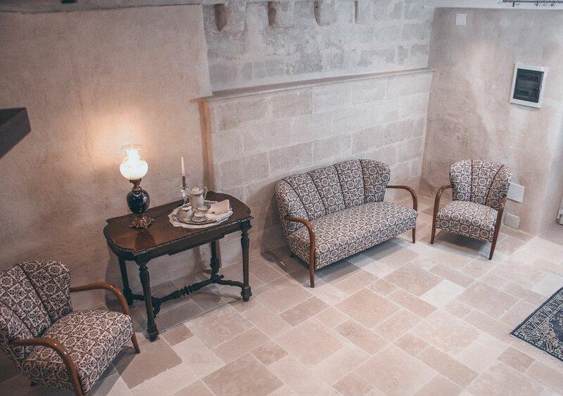 Isabel luxury room – semesterbostad i Matera