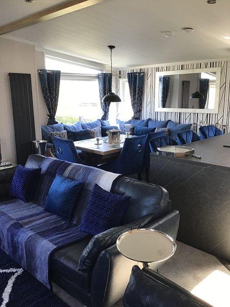Southview VIP Lodge - Skegness – semesterbostad i Skegness