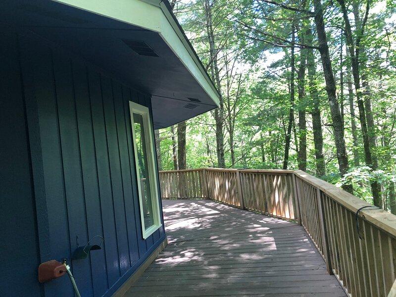 Sky Valley Beautiful Mountain Cabin, holiday rental in Dillard
