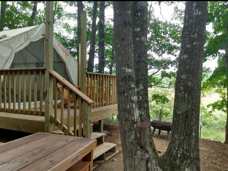 Tentrr Signature Site - DARNIT BROOK, casa vacanza a Greene
