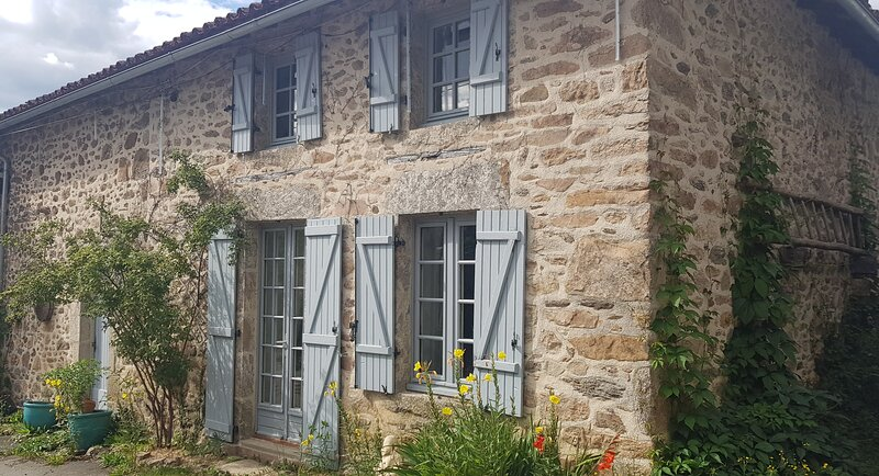 La chataigneraie, vacation rental in Saint-Auvent