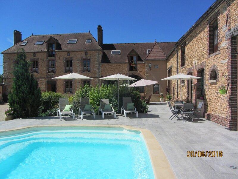 Villa Fournadin, holiday rental in Saint-Mards-en-Othe