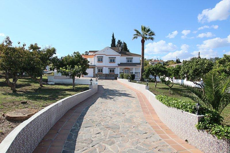 Villa Paraiso, location de vacances à Alhaurin de la Torre