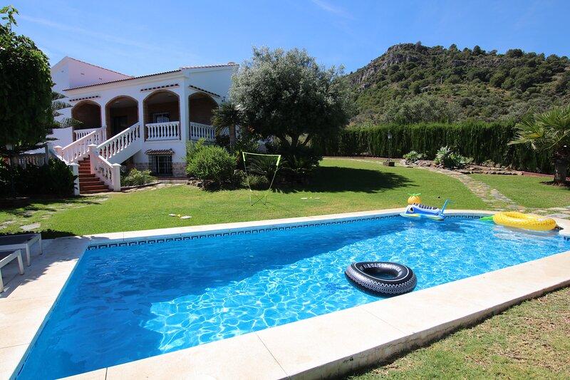 Villa Fleury, holiday rental in Cartama