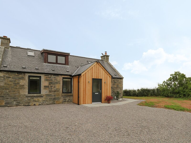 Enzie Station Cottage, Buckie, vacation rental in Keith