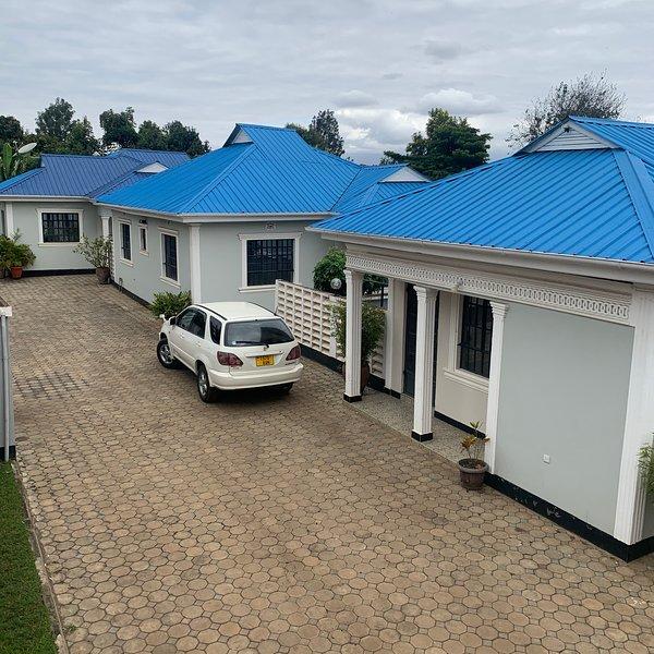 Rainbow Holiday Apartments ARUSHA, aluguéis de temporada em Arusha (região)