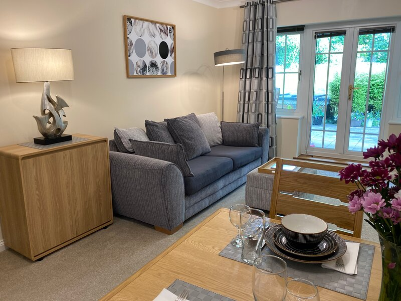 The Garden Suite, holiday rental in Sherfield On Loddon