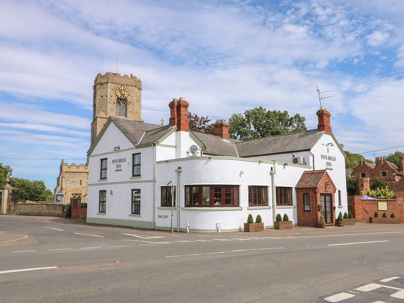 The Five Bells Inn, Upwell, location de vacances à Littleport