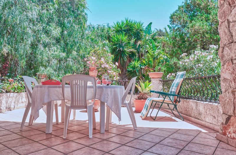 Relaxed Sicilian Home with exotic garden, location de vacances à Ispica