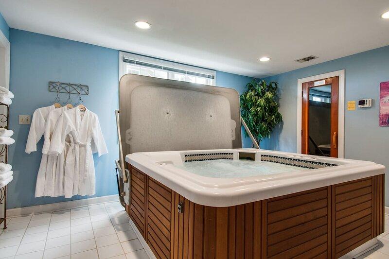 Indoor Jacuzzi Hot tubs