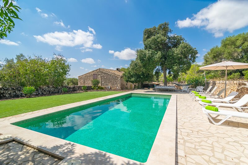 CAN GALLOT DE PUNXUAT - Villa for 7 people in Algaida, vacation rental in Algaida