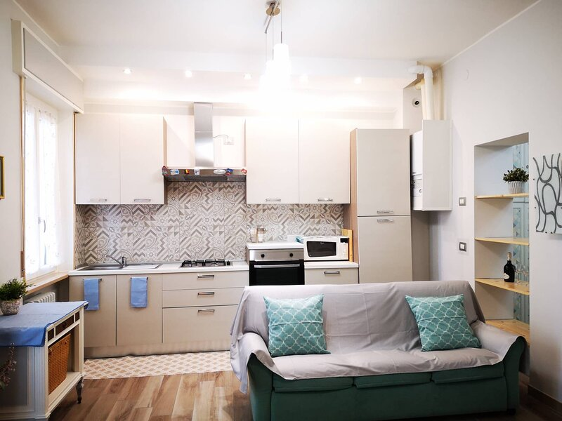 Delightful Renovated Apartment, alquiler vacacional en Parola