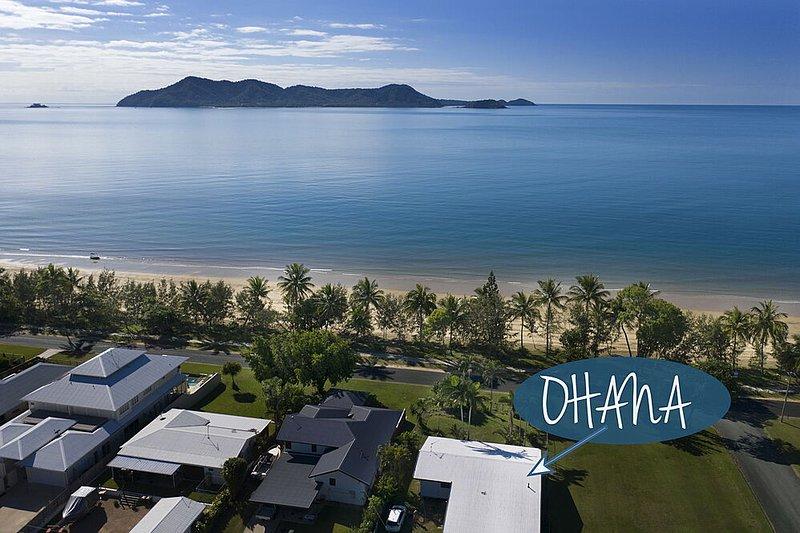 Ohana, vacation rental in Bingil Bay