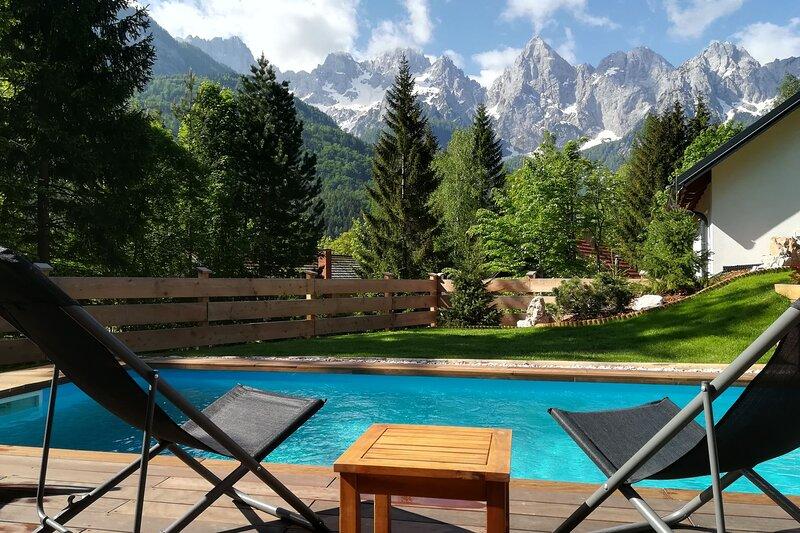 Villa Katja, vacation rental in Dovje