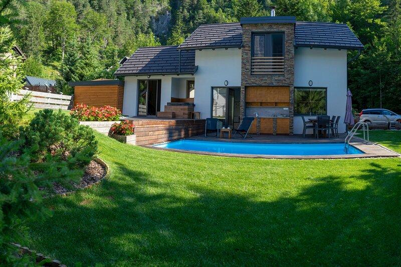 Villa Katja, holiday rental in Srednji Vrh