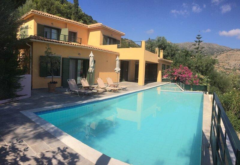 Lovely open plan family Villa in Kato Katelios, vacation rental in Katelios