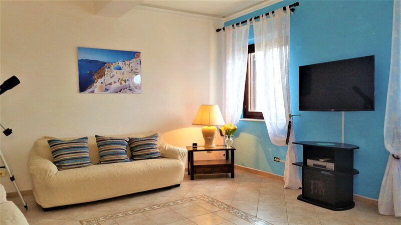 Casa azzurra seccagrande, holiday rental in Ribera