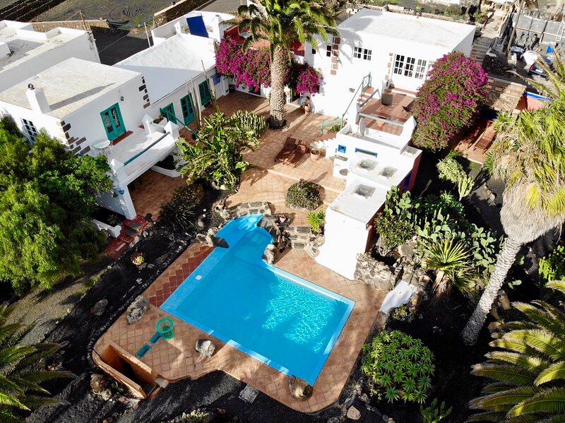 La Finca Mimosa, vacation rental in Teguise