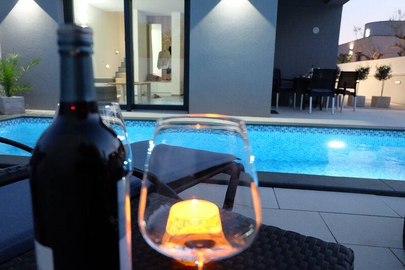 Eva Lux 1, vacation rental in Vir