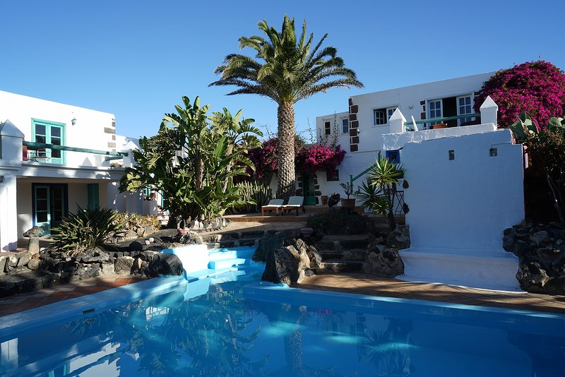 Casa Lisboa, Finca mit Pool, vacation rental in Teguise