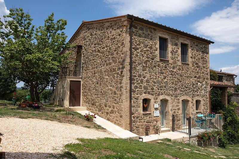 Agriturismo Alchimista, holiday rental in Casole d'Elsa