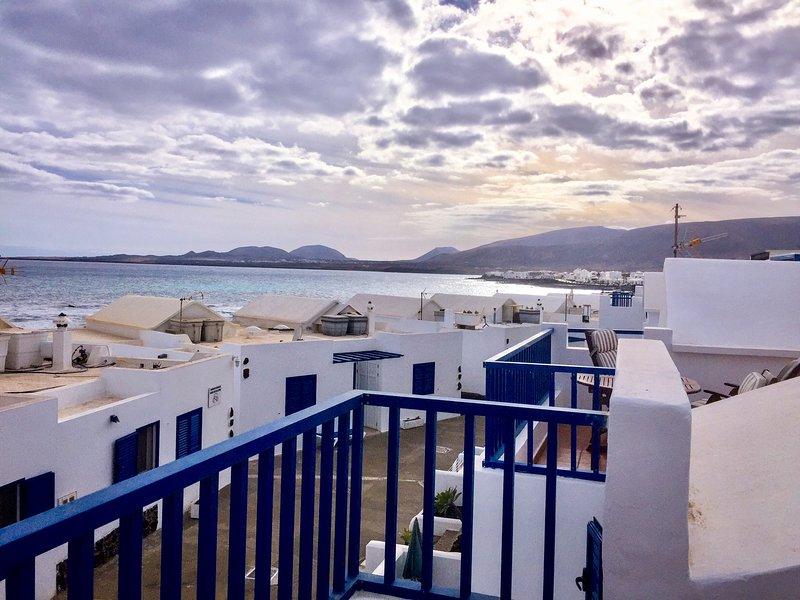 Casita Mujeres, Ocean, vacation rental in Punta Mujeres