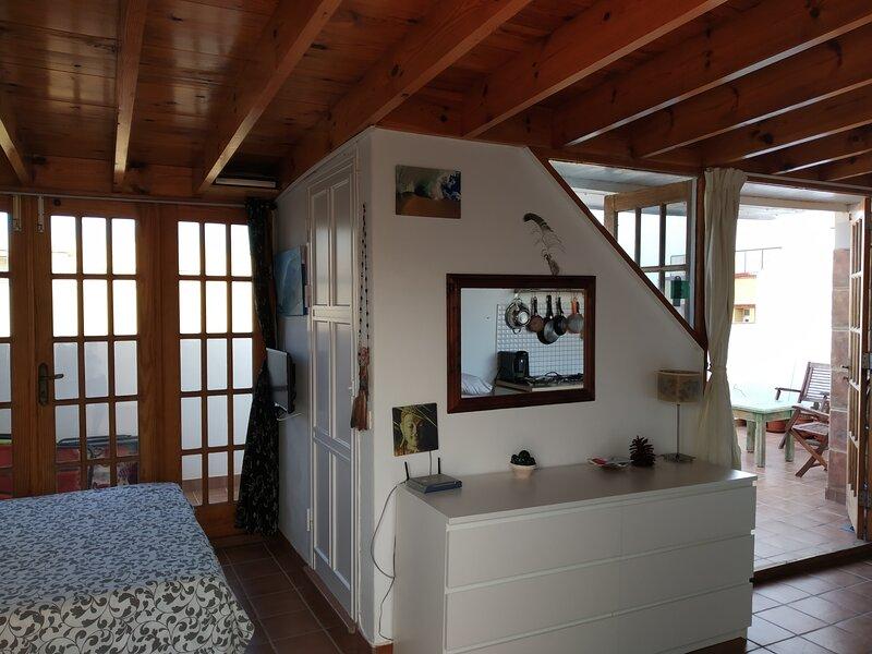 Bonito ático, vacation rental in El Medano