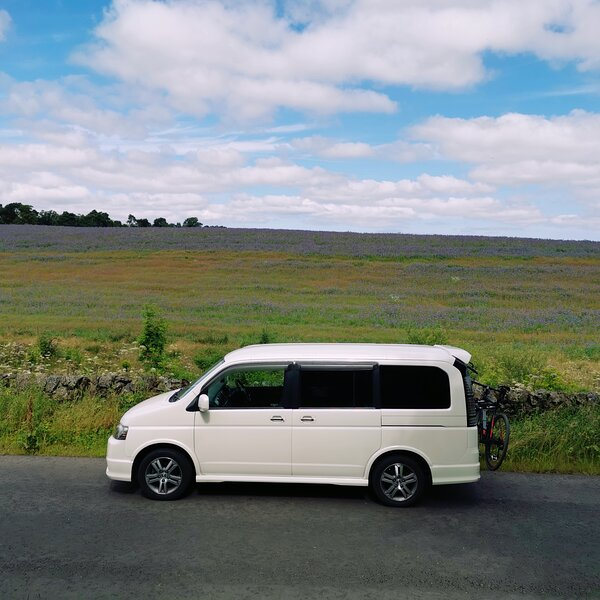 Campervan to Tour Scotland, vacation rental in Roslin