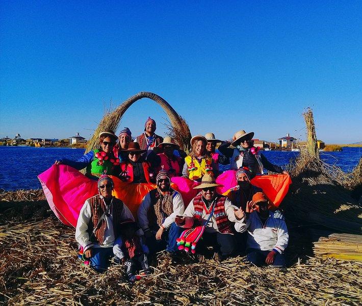 Lago Titicaca Uros Suma Jakaña Lodge, alquiler de vacaciones en Puno