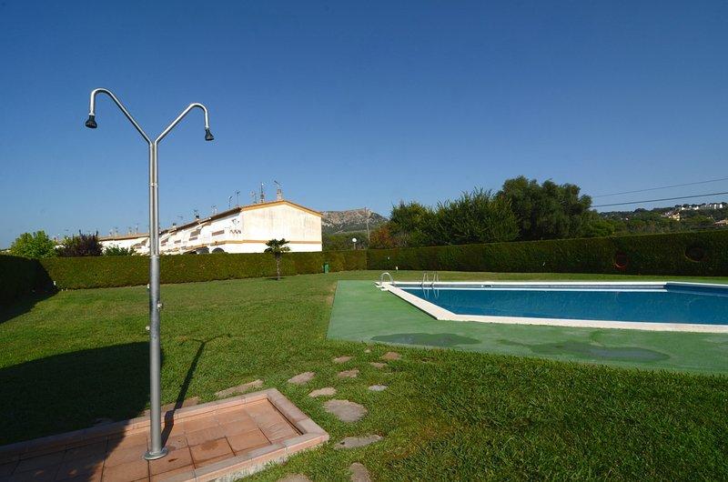 LES CAPELLES 42, Ferienwohnung in Gualta