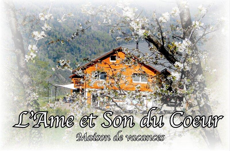 L'Ame et Son du Coeur, maison de charme avec piscine couverte, calme et nature, holiday rental in Bovernier