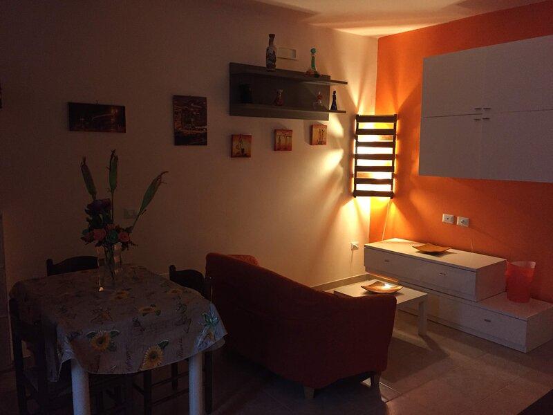 Appartamento da Nonno Ciccio, alquiler de vacaciones en Molfetta