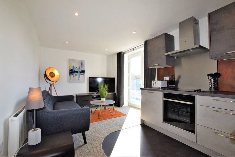 Your Apartment Brunel Loft - No.3, alquiler de vacaciones en Kingswood