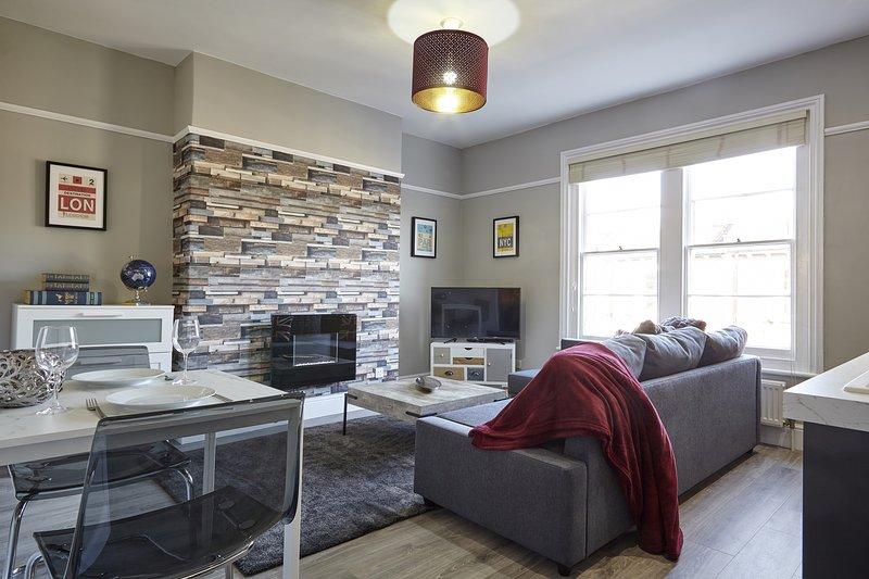 Your Apartment The Sunningdale - No.3, location de vacances à Portishead