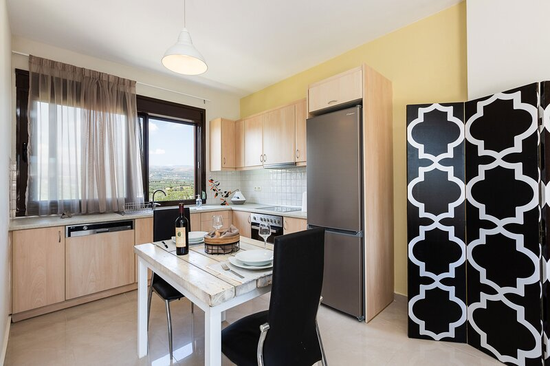 Loutra-one bedroom apartment, holiday rental in Mesi