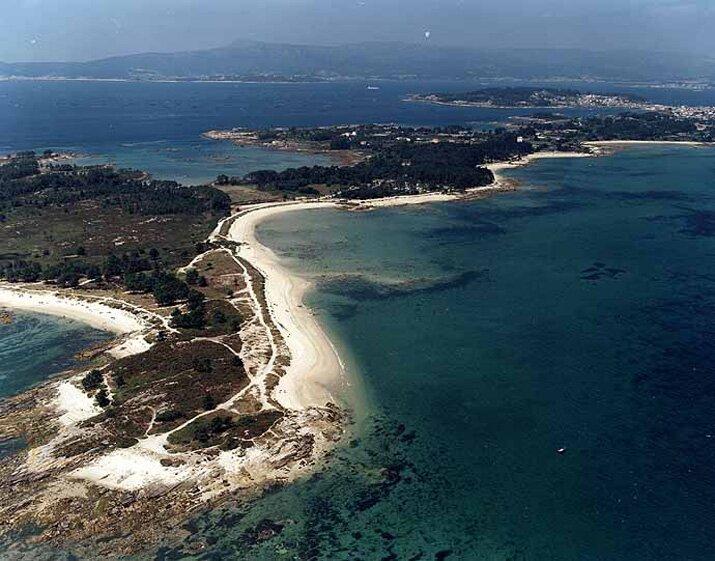 Entorno (Playa xastelas)